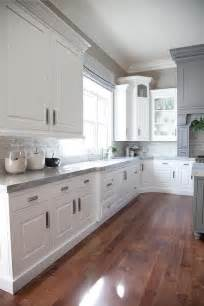 grey kitchens ideas 25 best ideas about white grey kitchens on