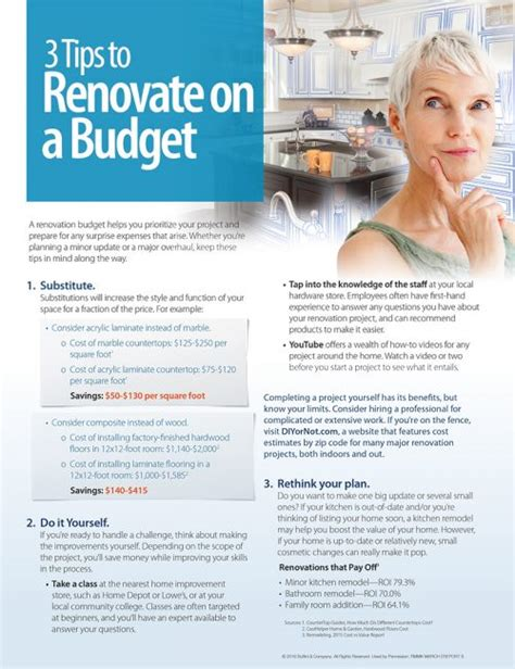 tips for renovating a cincinnati home on a budget