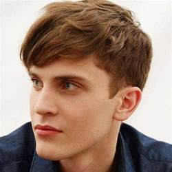 boys haircuts on side on top 10 popular boys haircuts with bangs mens hairstyles 2017