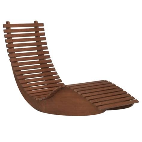 Rocking Garden Lounger Rocker Sun Lounger From Lewis Sun Loungers 10 Best Housetohome Co Uk