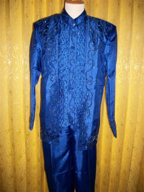 Baju Kaos Benyamin beskap pengantin