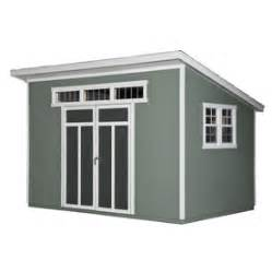 shop heartland metropolitan lean to engineered wood storage shed common 8 ft x 12 ft interior