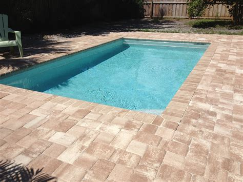 Pool Patio Pavers Brick Pavers Pool Doctor Of The Palm Beaches