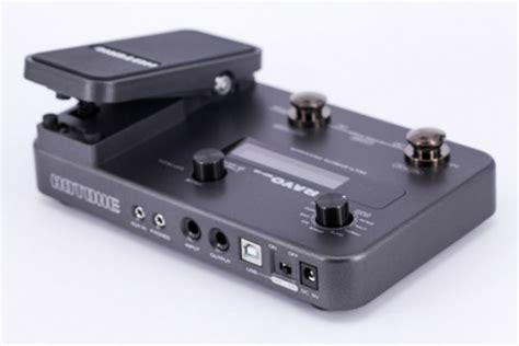 Usb Guitar Interface hotone ravo multi effects processor usb interface