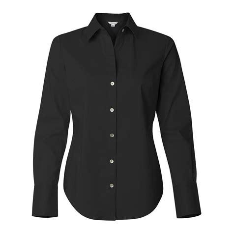 Ck Office V calvin klein s black stretch solid dress shirt