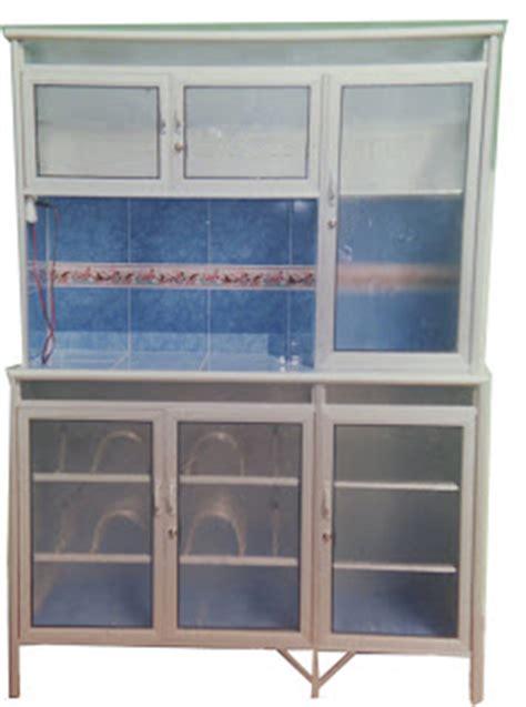 Lemari Kaca Olimpic meuble rak piring keramik rpk 0001