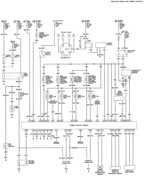 isuzu npr alternator wiring diagram 2002 isuzu npr relay