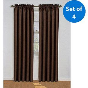 do energy efficient curtains work eclipse samara blackout energy efficient curtain set of 4