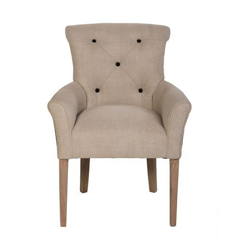 Button Back Armchair by Otis Button Back Armchair By Atkin And Thyme