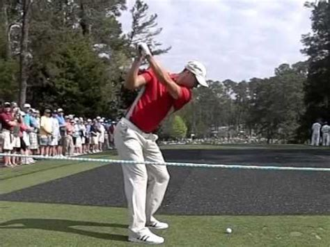 martin kaymer slow motion swing martin kaymer swing sequence golf videos from around the