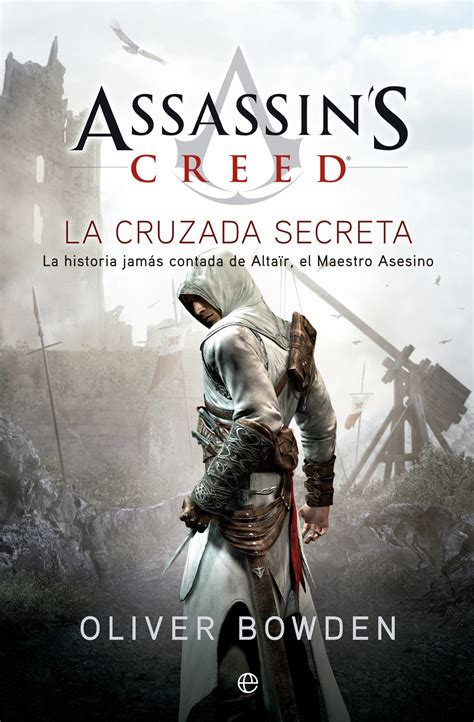libro assassins creed locus assassin s creed la cruzada secreta cat 225 logo www esferalibros com