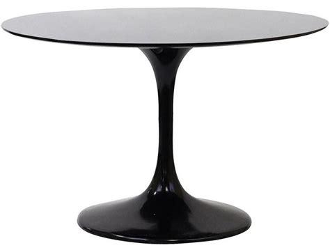 32 inch tulip table amazon com lexmod 48 quot eero saarinen style tulip dining
