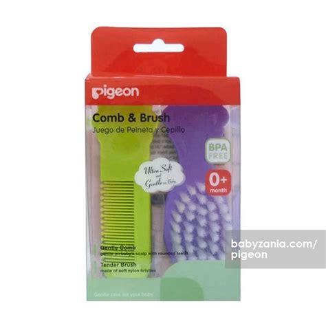 Pigeon Brush jual murah pigeon brush comb set bath skin care di jakarta