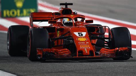 Ferrari Qualifying formel 1 qualifying ferrari dominiert mercedes in bahrain
