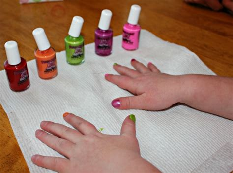 nail painting for toddlers piggy paint nail for it s as quot as mud