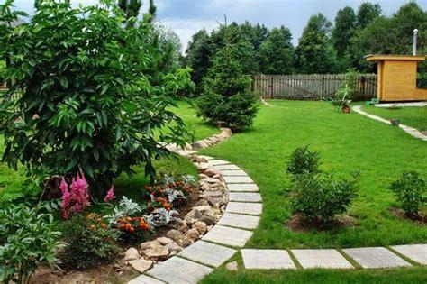 feng shui garden ideas 25 yard landscaping ideas curvy garden path designs to