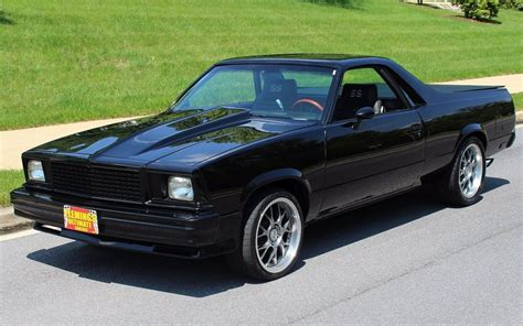 el camino the black 1980 chevrolet el camino 1980 chevrolet el camino for