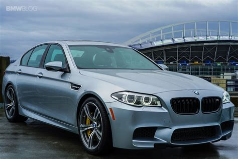 bmw m5 photos of the 2016 bmw m5 metal silver edition