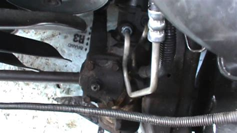 2010 chevy traverse power steering replacement youtube 2008 arcadia power steering line diagram excellent electrical wiring diagram house