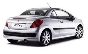 Hundere F R Hohe Autos by Peugeot 207 Cc