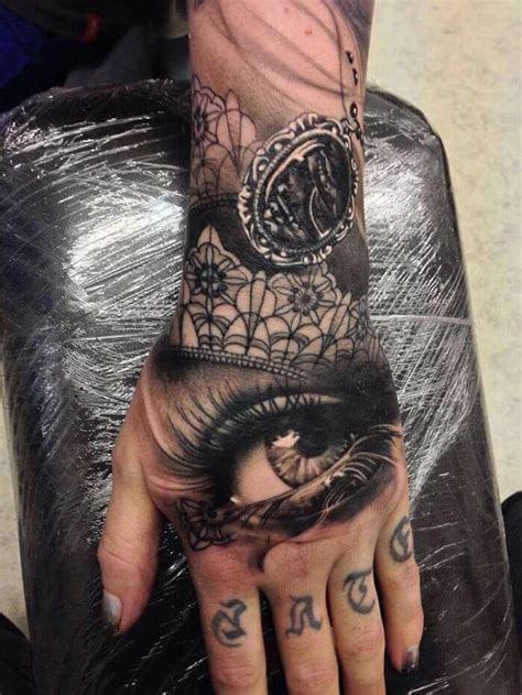 best hand tattoos top 10 unique tattoos