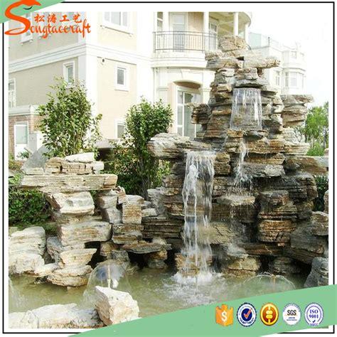 cascate artificiali per interni prefabbricato ingrosso fontane da interno parete