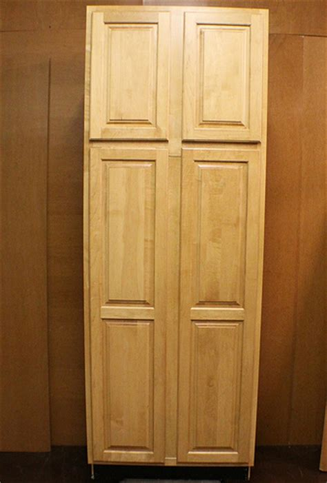 Maple Kitchen Pantry Cabinet by Maple Pantry Cabinet Newsonair Org