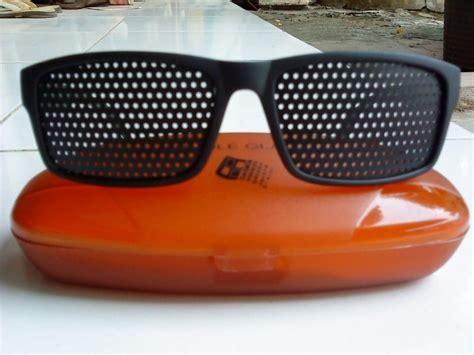 Kacamata Vision Kacamata Terapi jual alat kesehatan kacamata terapi pinhole rajanya