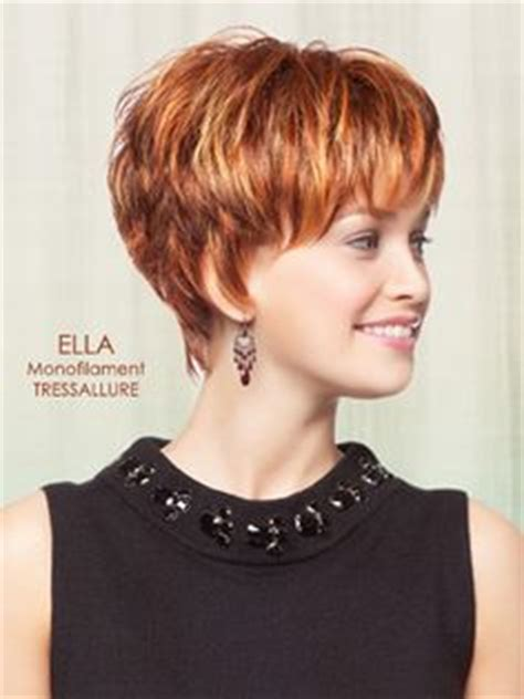 pixie haircuts with bump at crown short sassy not gray bangs 3 quot sides 3 quot crown 3