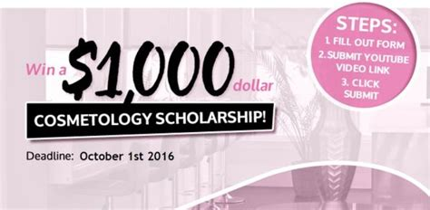 Scholarship Essay Exles For Cosmetology scholarship essay for cosmetology