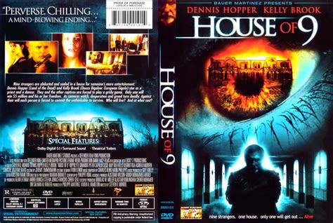 house of 9 dvd scanned covers 316house of 9