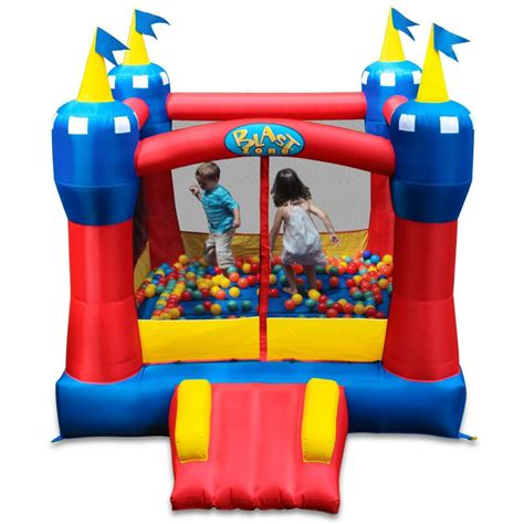Best Inflatable Bounce Houses For Toddlers