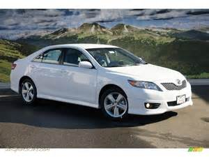 Toyota Camry Se 2011 2011 Toyota Camry Se In White 668842 Jax Sports
