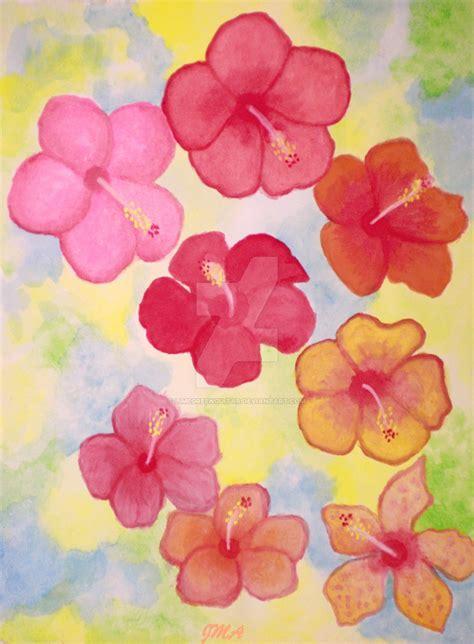 03580 Squishy Flower Squishy Bunga Selusin hibiscus bunga raya by limegreenguitar on deviantart