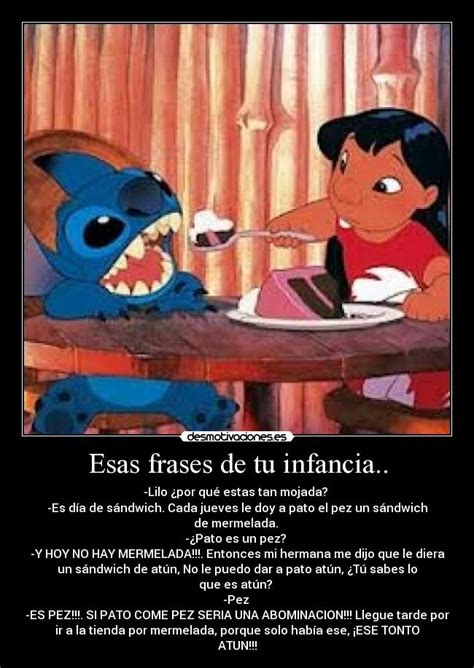 mensajes subliminales lilo y stitch related for desmotivaciones de amor de lilo y stich memes