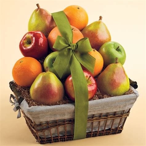 fruit of the month club 3 month organic gift basket fruit of the month club