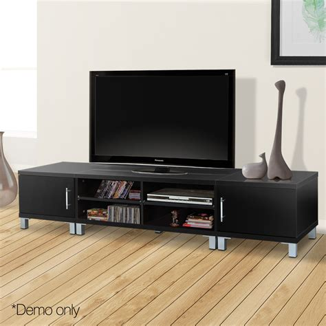230 18 tv stand entertainment unit lowline cabinet drawer