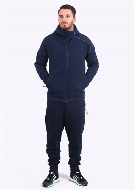 Hoodie Adidas High Navy adidas originals apparel zne hoody navy adidas