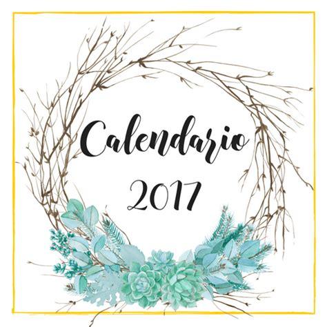 Calendario 2017 Para Descargar Calendario 2017 Para Descargar Gratis El Club Lettering