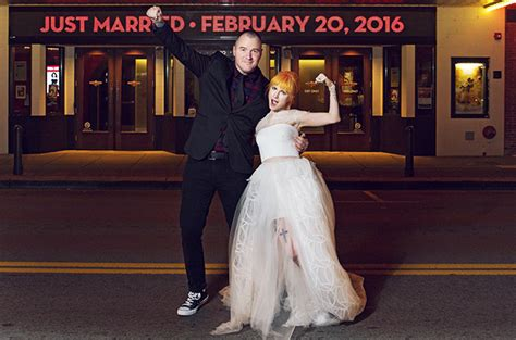 Wedding Photos 2016 by Hayley Williams And Chad Gilbert Wedding Photos Billboard