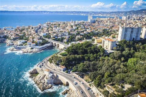 corniche international marseille corniche kennedy dronestagram