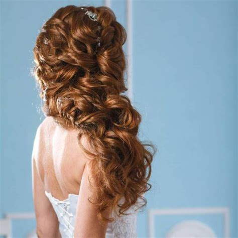 Wedding Hairstyles And Wavy by 15 Wedding Hairstyle Designs Ideas Design Trends
