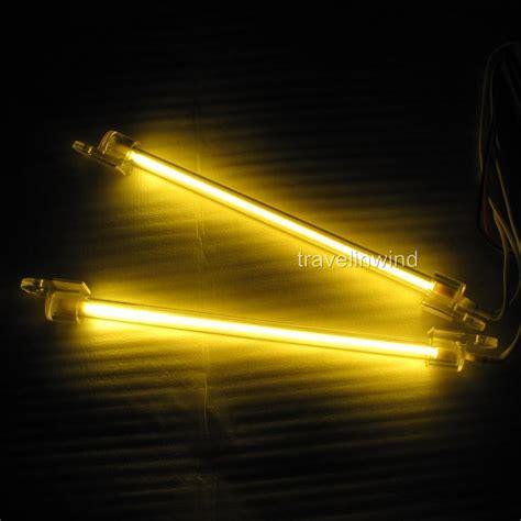 neon lights for cars exterior 2pcs 15cm car auto exterior interior neon light l