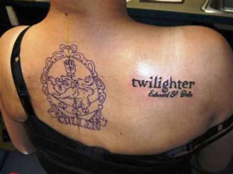 twilight tattoos twilight tattoos twilight fans ink embarassments