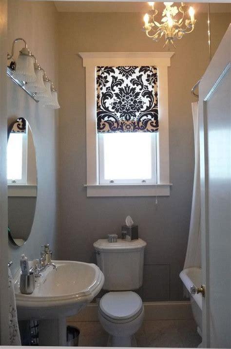 ideas  bathroom window curtains  pinterest