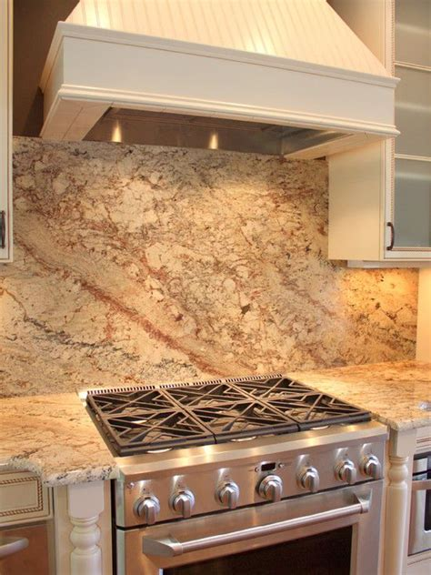 best 25 granite backsplash ideas on kitchen