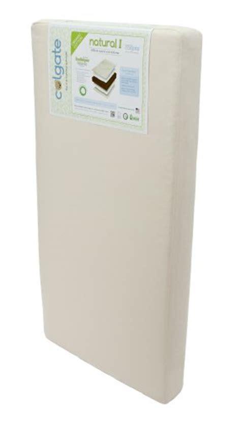 Colgate Natural I 100 All Natural Coir Fiber Crib 100 Organic Crib Mattress