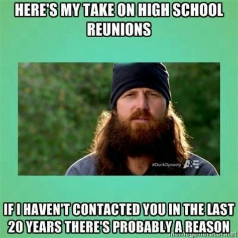 High School Reunion Meme - pin funny quotes about class reunions on pinterest