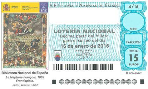 resultado loteria nacional dia 16 de enero 2016 sorteo especial de 15 loter 237 a nacional