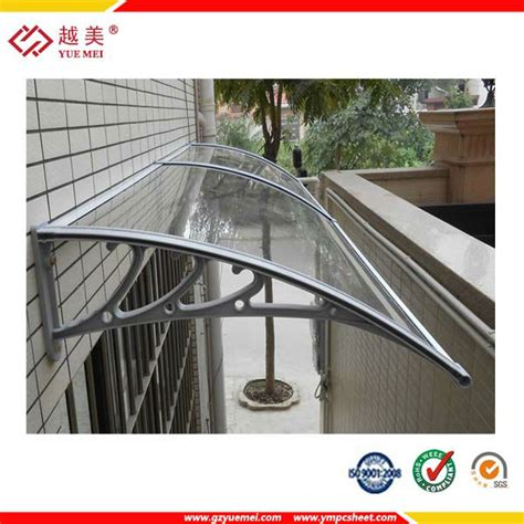 Polycarbonate Shed Roof by 100 No Yellowing Polycarbonate Solid Sheet For